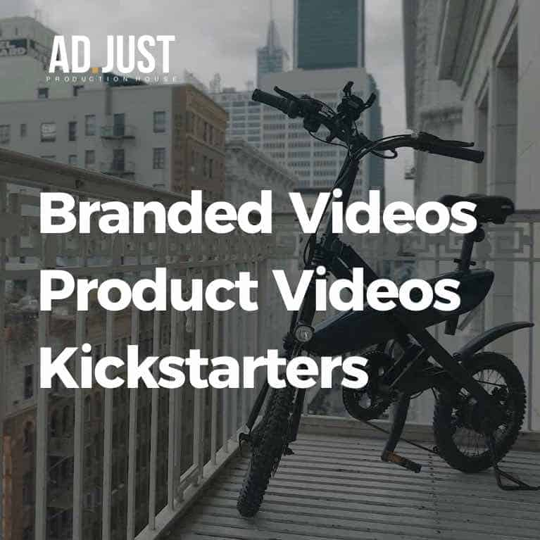 Branded Videos Product Videos and Kickstarter Video production in Los Angeles