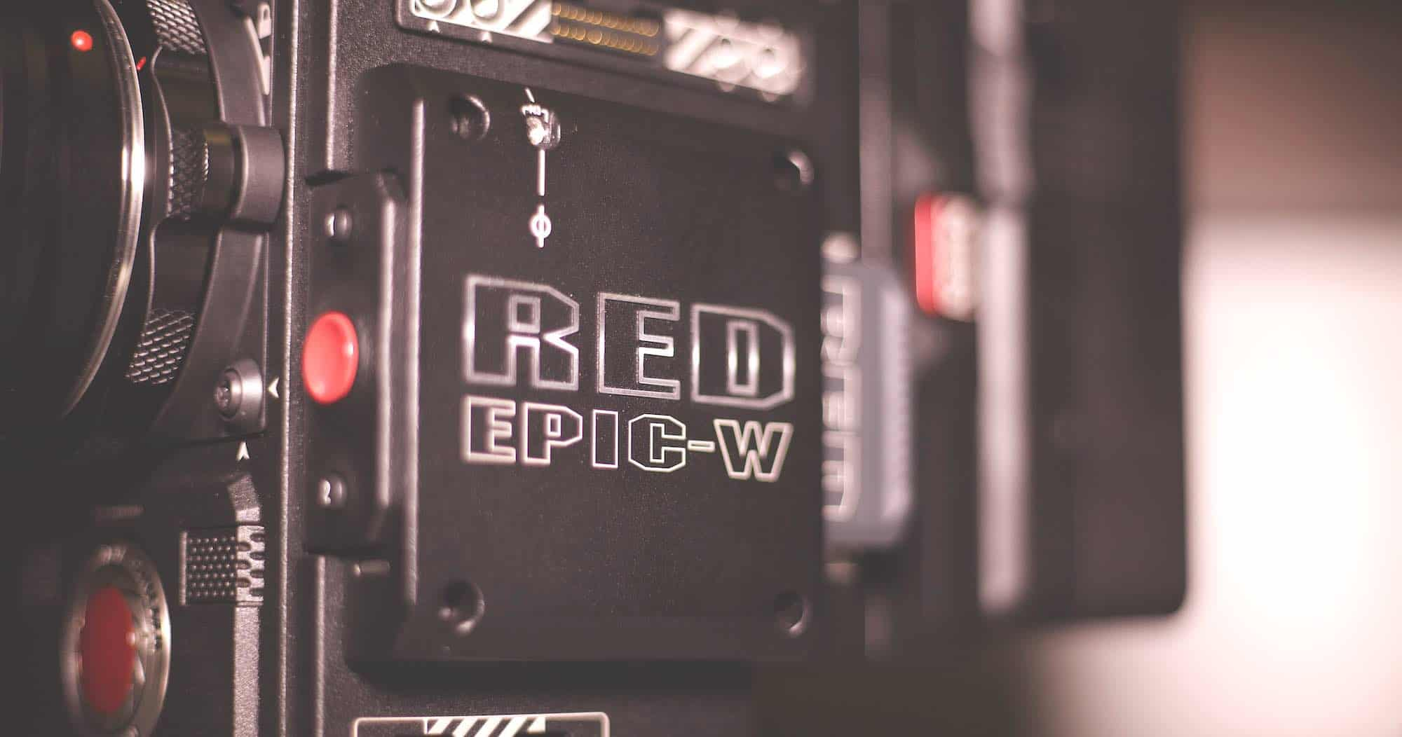 Red Epic Camera in Los Angeles video production company